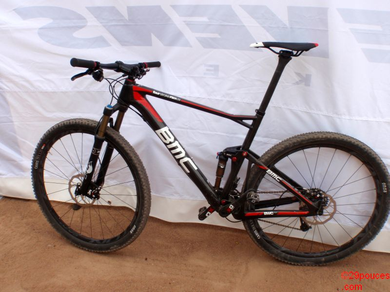BMC four Stroke FS01 29